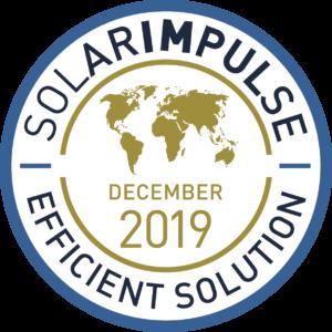 Solar impulse label Valuewaste
