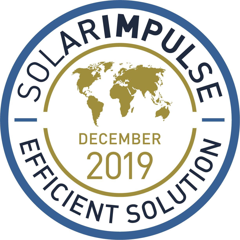Solar Impulse Label - Valuewaste
