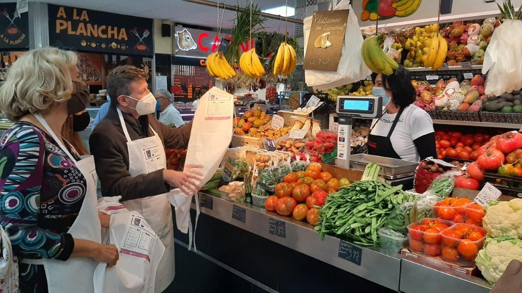 Murcia +1 local markets