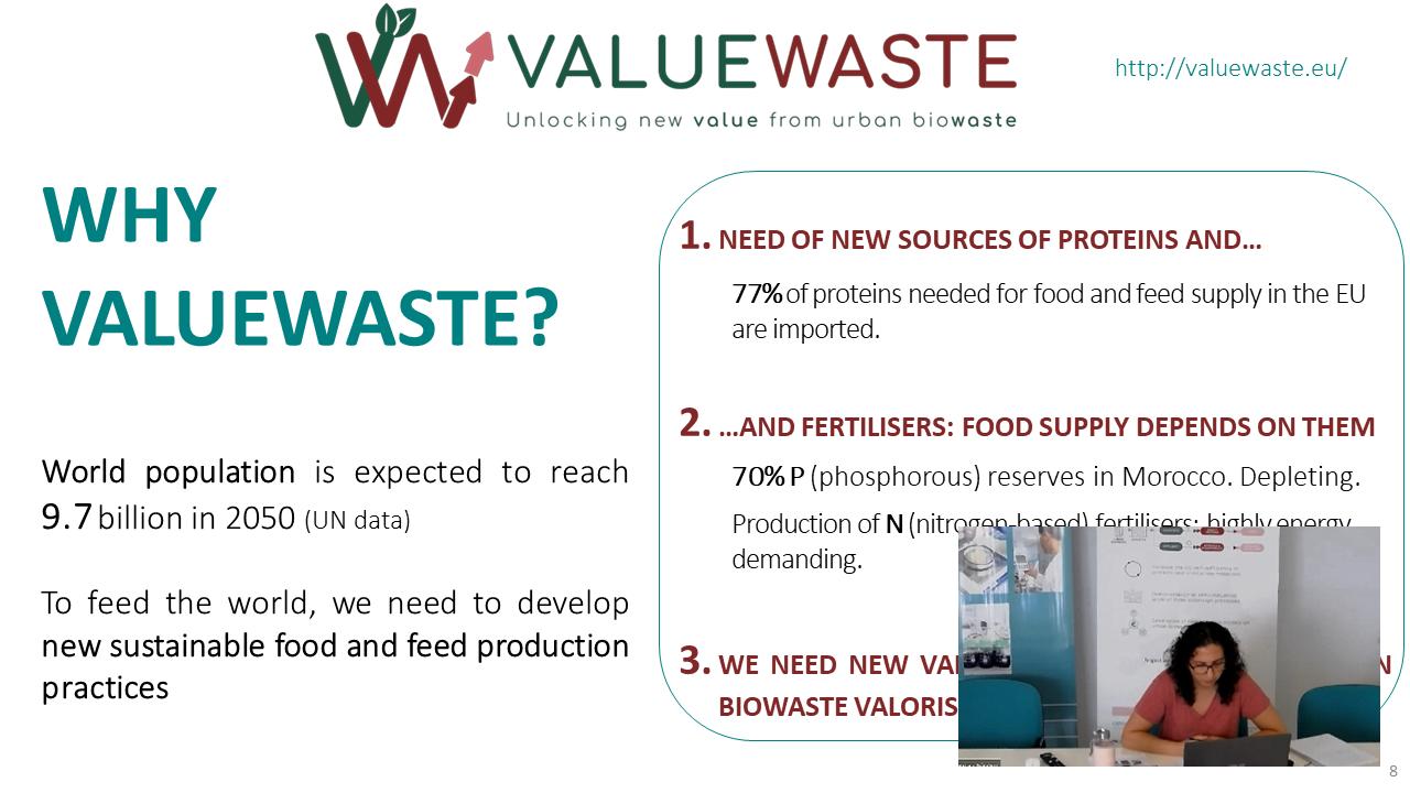 ValueWaste CETENMA EU Green Week pollution circularity circular economy